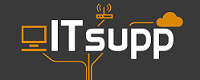 ITsupp – IT podpora | Tvorba web stránok Logo