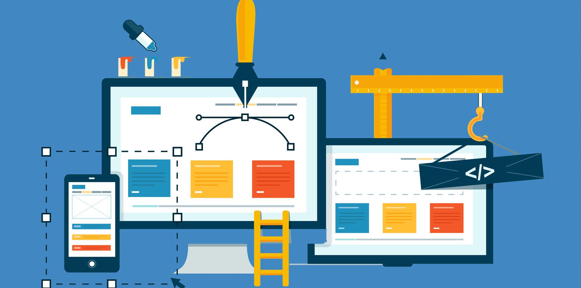 Ako si vytvoriť svoj vlastný web
